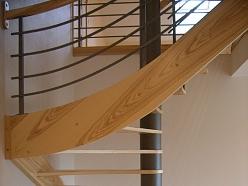 Spirālveida kāpnes Jelgavā