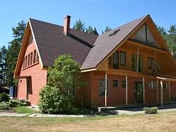 Viesu nams Kurzemē