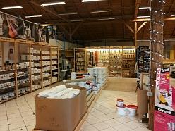 Plaša sortimenta būvmateriālu veikals