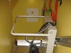 Invalīdu pacēlāji diognālie