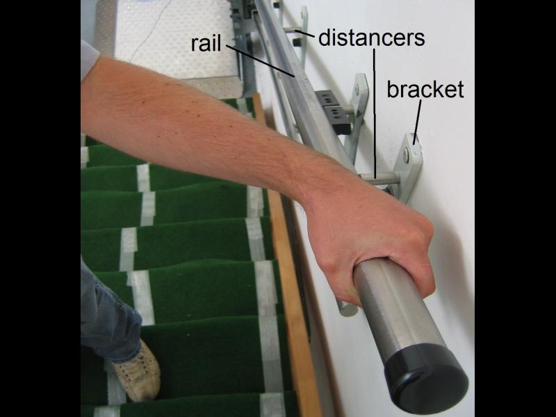 Invalīdu palīgierīces būvēm