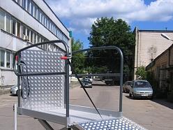 Mobilie pacēlāji invalīdiem
