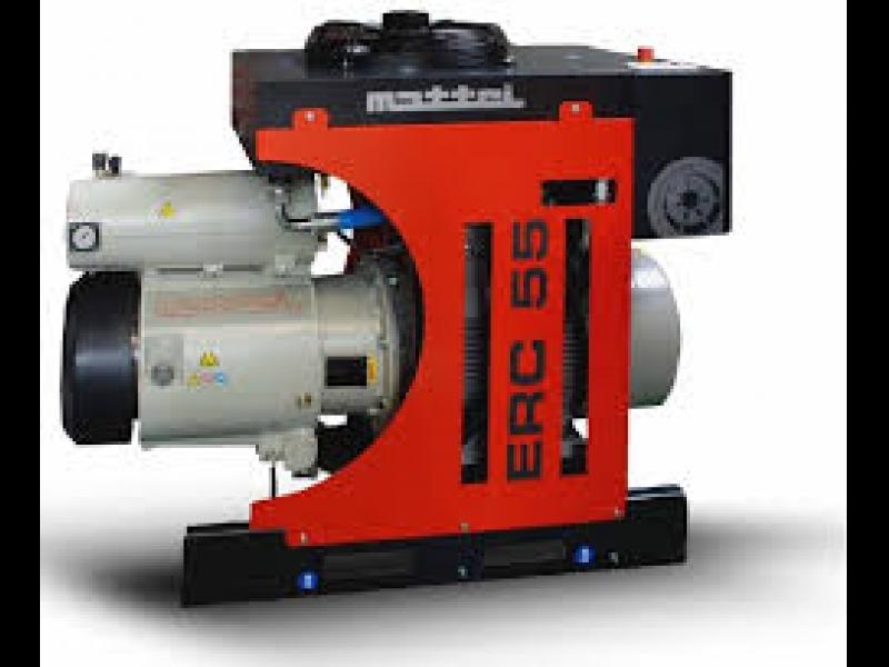 ERC55 rotora kompresors