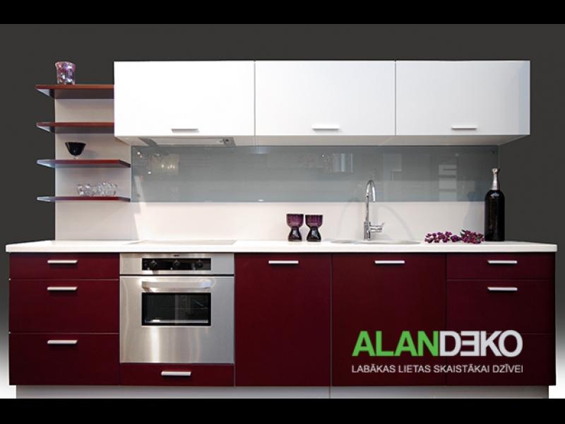 ALANDEKO mēbeles virtuves iekārtas