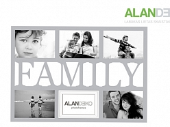 ALANDEKO dāvanas svētkos foto rāmji ģimene
