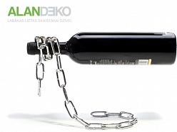 ALANDEKO interjers dāvanas pudeles statīvs turētājs