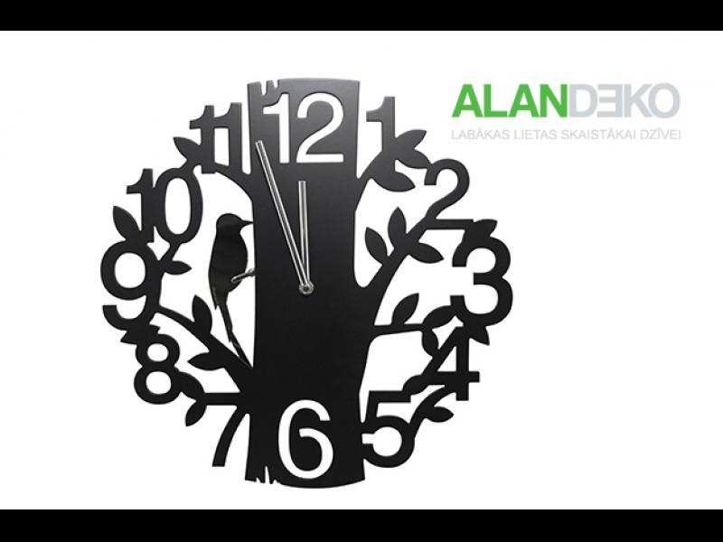 ALANDEKO interjers dāvanas pulkstenis