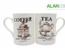 ALANDEKO virtuvei krūzes tējai kafijai