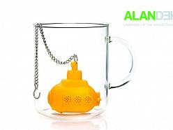 ALANDEKO interesantas dāvanas tējas sietiņš