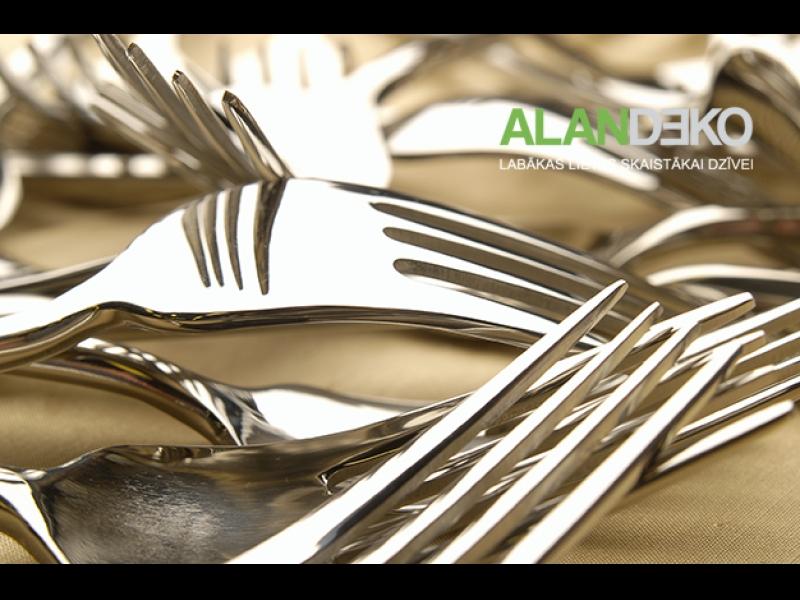 ALANDEKO virtuvei galda piederumi