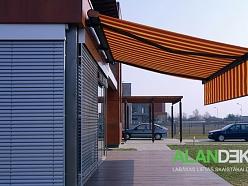 ALANDEKO terases markīzes