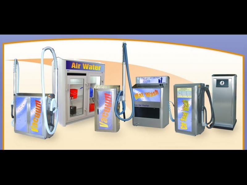 Degvielas Uzpildes Staciju aprīkojums