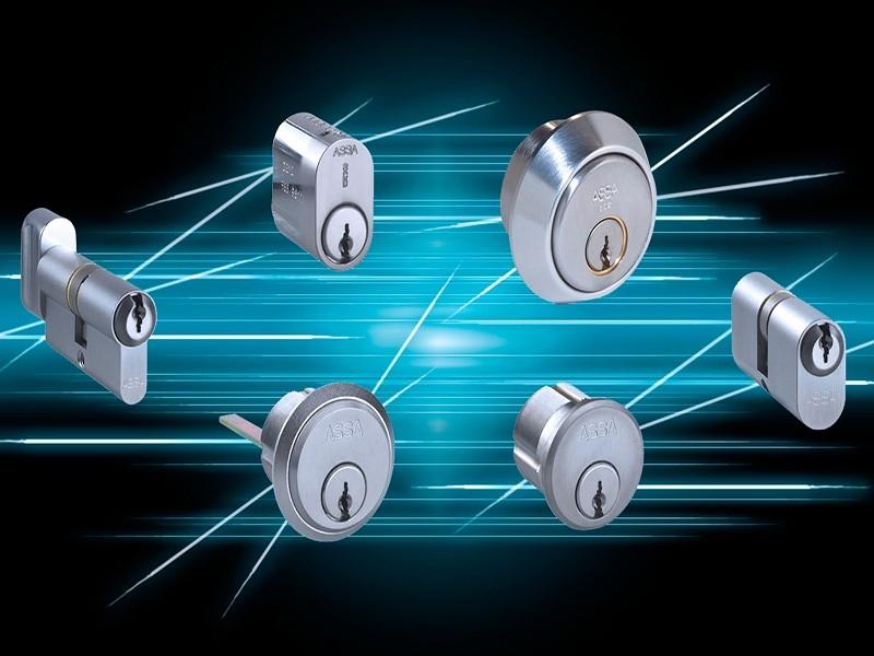 Visa veida durvju slēdzenes