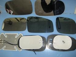 Auto spoguļu serviss