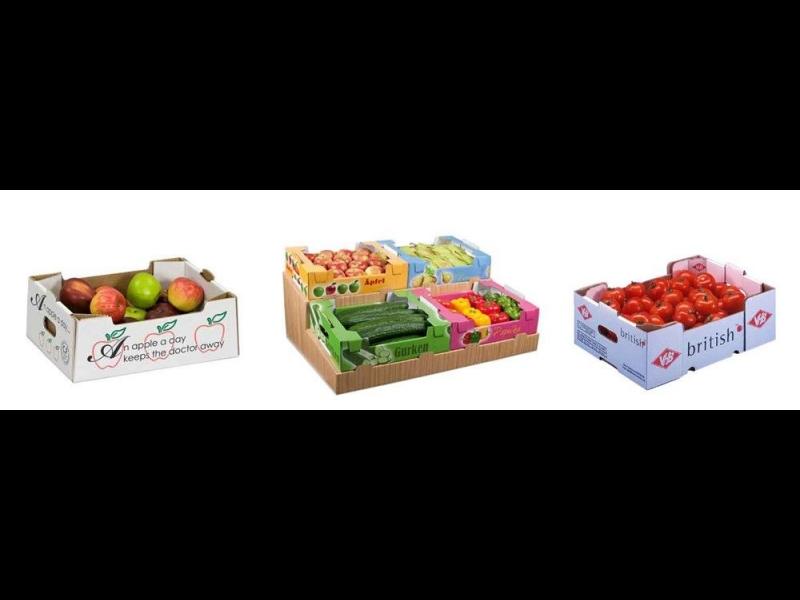 Pārtikas kastes