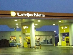 Degvielas uzpildes stacijas
