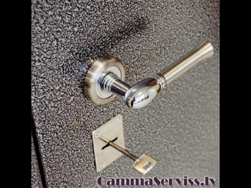 metāla durvju pulverkrāsošana