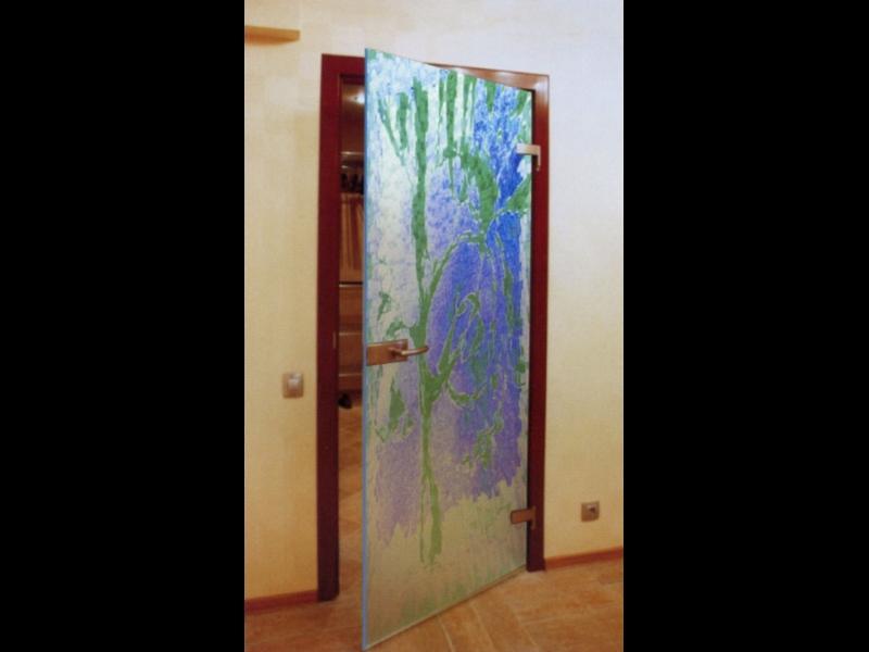 Durvis ar lamināta kārtu