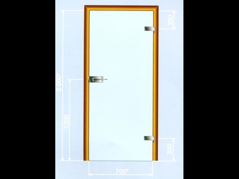 Universālā durvju kārba