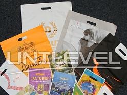Reklāmas maisiņi ar apdruku.