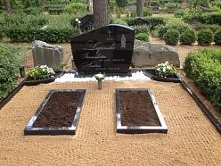 Orģināls kapu vietas labiekārtošanas plāns