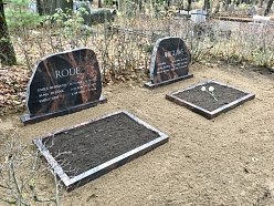 kapu pieminekļu pasūtīšana