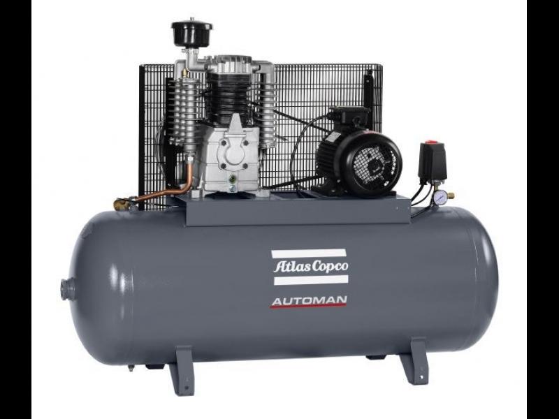 Atlas Copco Automan