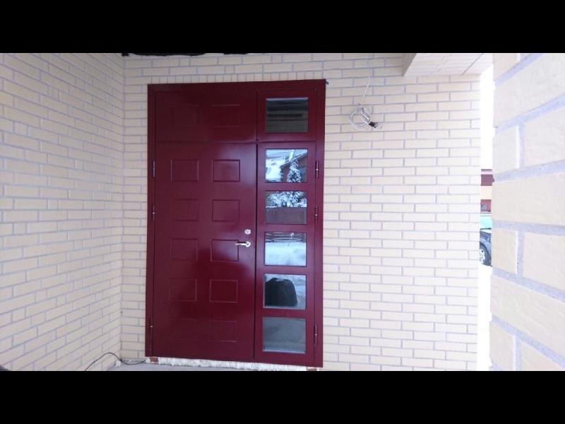 Metāla durvis Mārupe Rīga