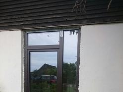 PVC terases durvis Valmiera