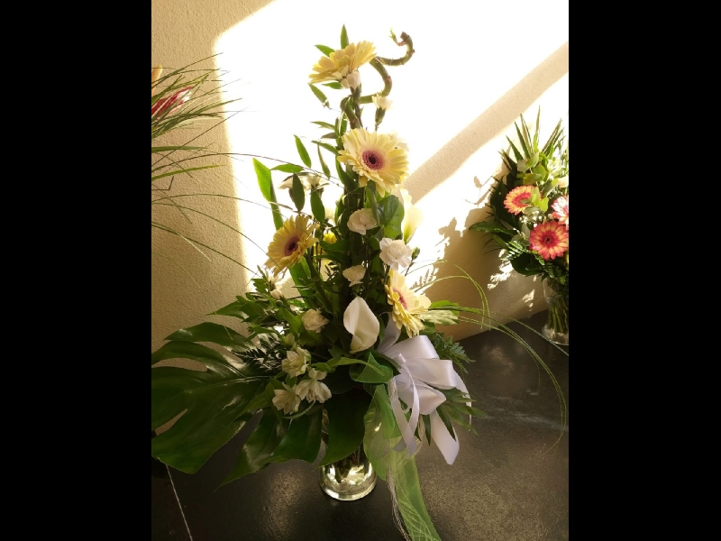 Ziedu tirdzniecība, floristika