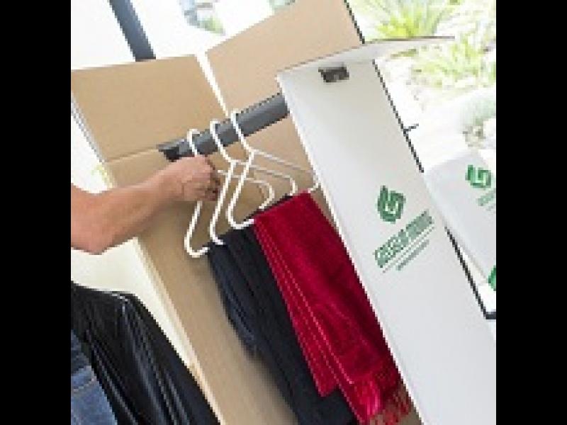 Gosselin pending wardrobe box