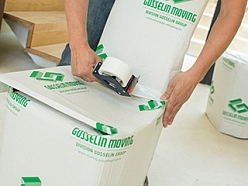Gosselin professional packing services