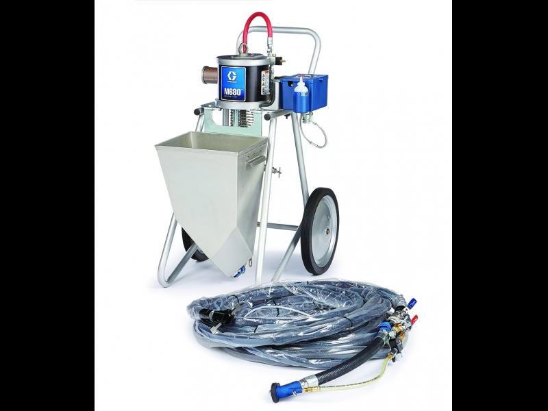 GRACO Špakteles uzklāšanas iekārta