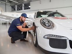 Pirmspārdošanas inspekcijas un auto sagatavošana izstādēm