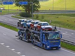 Automašīnu pārvadāšana