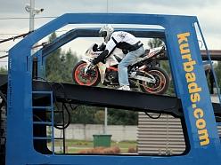 Mototransporta piegāde