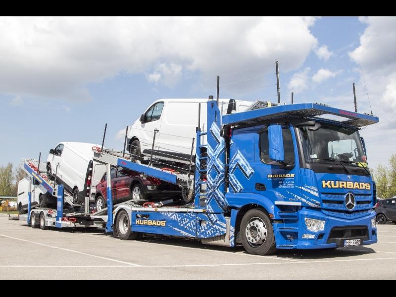 Transportēšanas procesa vadīšana