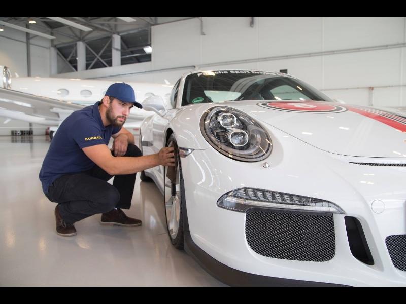 Automašīnas pirmspārdošanas sagatavošana