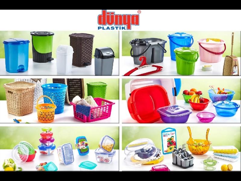 Plastmasas izstrādājumi