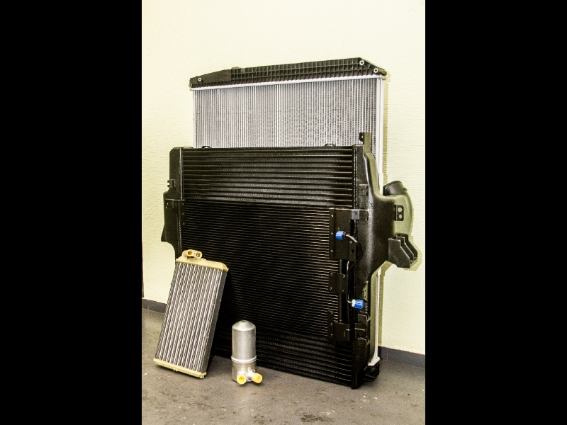 Auto radiatoru tirdzniecība