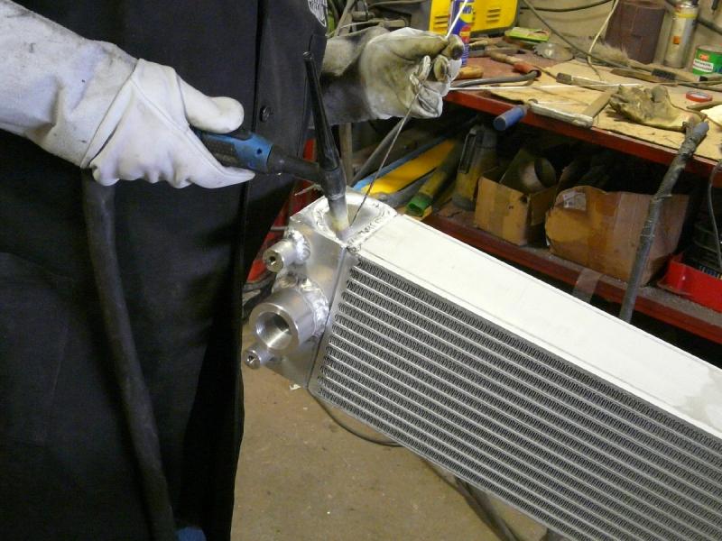 Eļļas radiatoru remonts