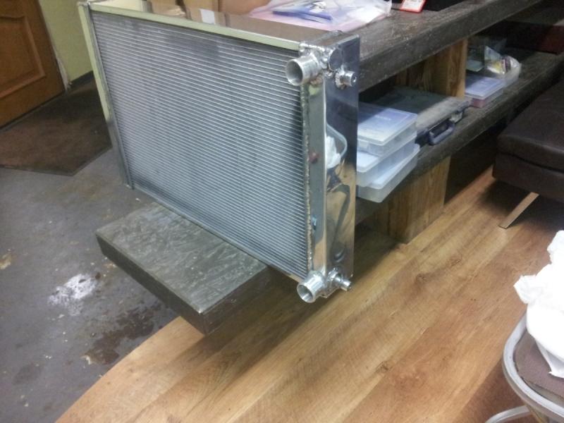 Sporta auto radiatoru izgatavošana