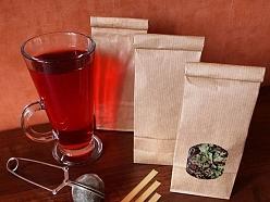 Papīra tūtas tējai