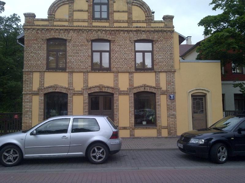 Biroja ēka