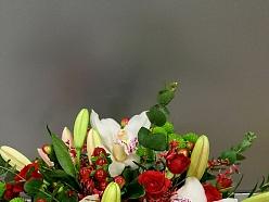 Ziedi, pušķi, floristika