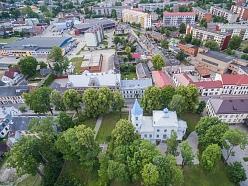 Tukums Sv Nikolaja baznīca