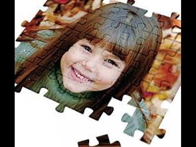 Puzzle ar apdruku