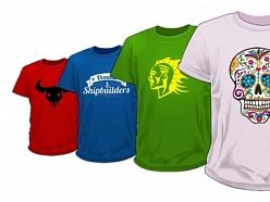 T krekls ar apdruku