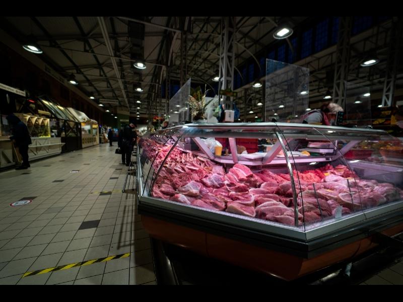Gaļas pārstrāde un tirdzniecība