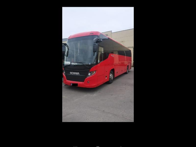 Pasažieru pārvadājumi ar mikroautobusu